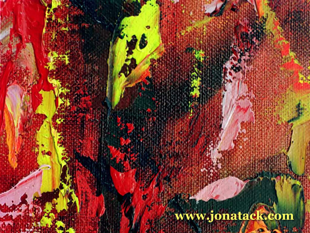 Detail from blustering-1 oil painting.  View more oil paintings by selecting oils from the paintings menu.